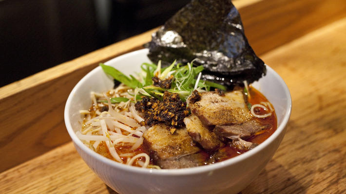 Learn to make ramen at Nombe