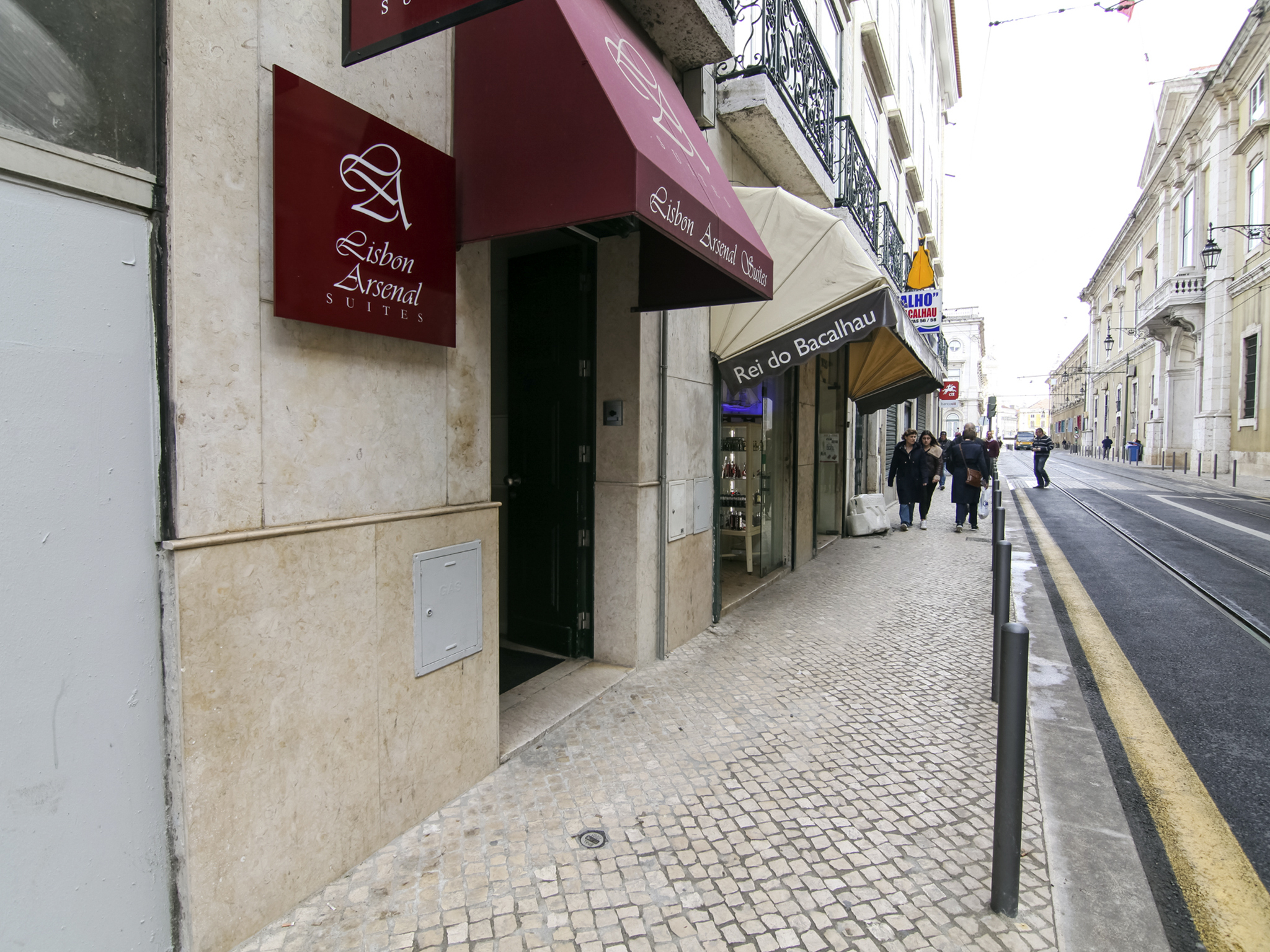 Lisboa Arsenal Suites