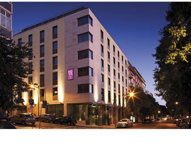 Neya Lisboa Hotel (©DR)