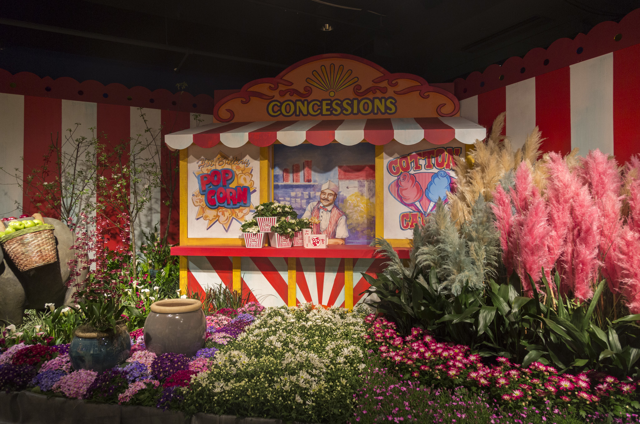 See macy 39 s in full bloom at the annual flower show - Chicago flower and garden show 2017 ...