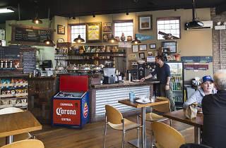 Cafe Irving Park