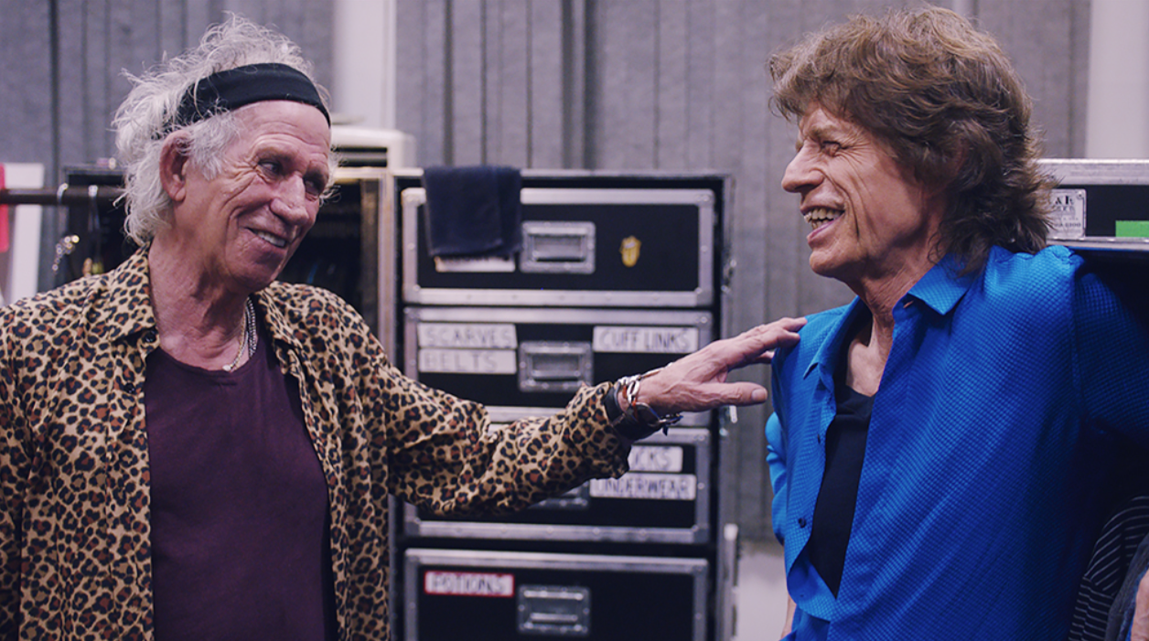 The Rolling Stones Olé, Olé, Olé!: Un viaje a través de América Latina