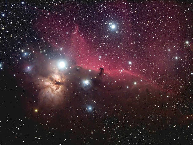 Nebulosas: del nacimiento a la muerte estelar