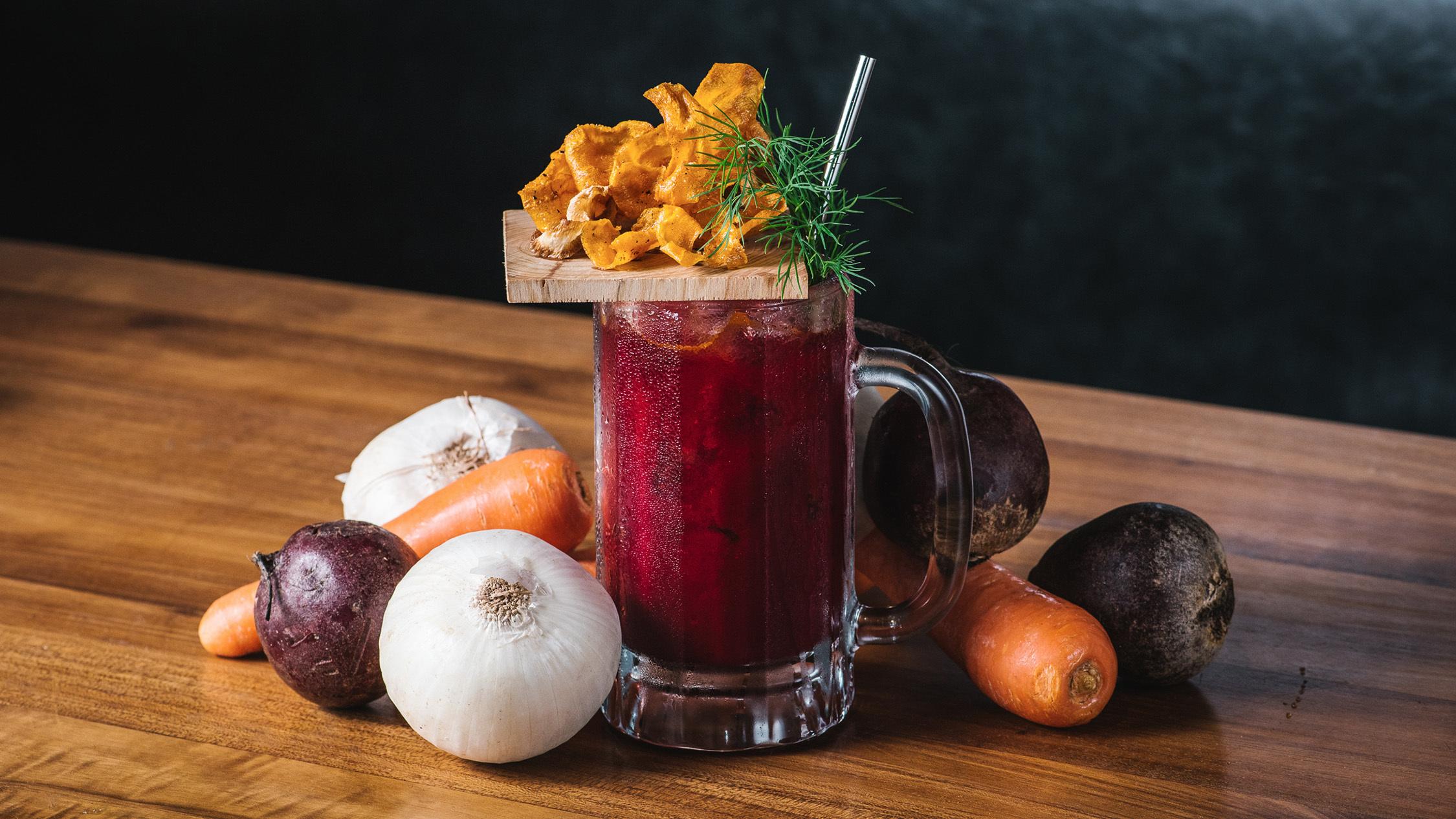 Cocktail at Mjolner