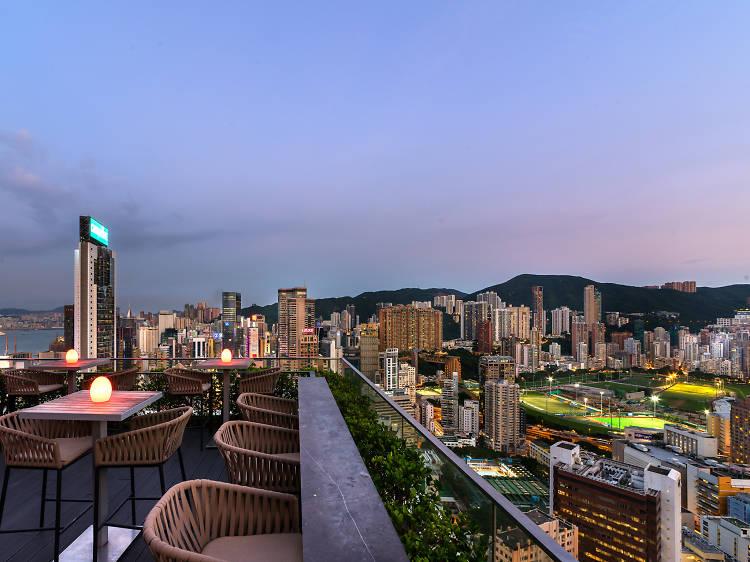 Wooloomooloo Steakhouse, Hong Kong