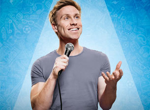 Russell Howard Round the World Live in Hong Kong