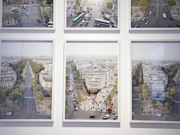 Exposition gratuite sur Haussmann ou comment aimer Paris