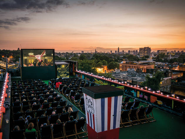 Image result for rooftop film club