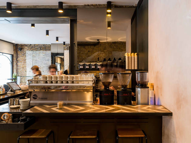 london's best cafes and coffee shops, association coffee