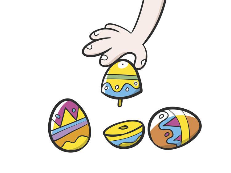 Programas para sobreviver às férias da Páscoa dentro de casa
