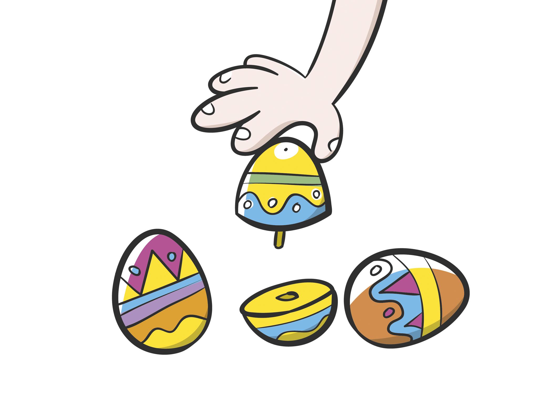 Seis programas para sobreviver às férias da Páscoa dentro de casa