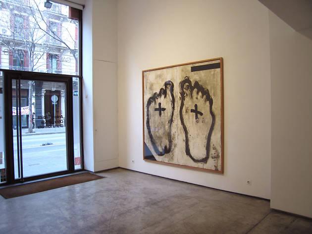 Antoni Tàpies. Obra gràfica. Grans formats