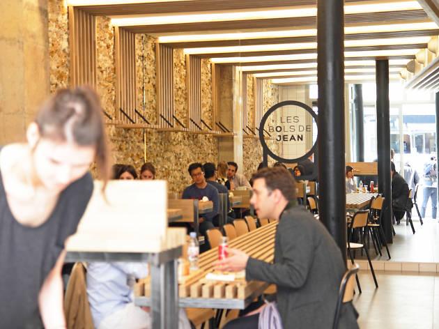 Bols de Jean restaurant Jean Imbert nouvelle adresse Paris 9e