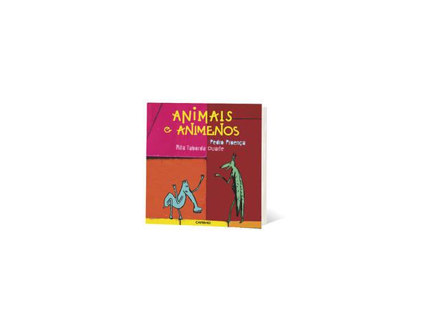 livro infantil animais e alimentos