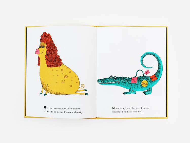 Sete livros infantis fresquinhos