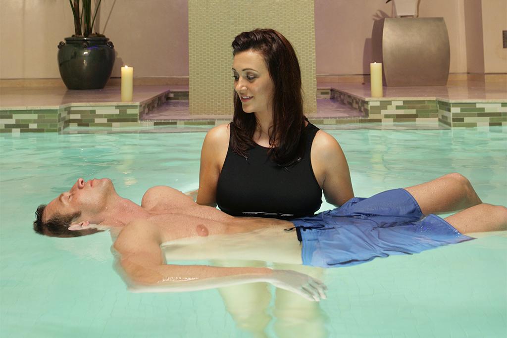 Take a massage class at Bellagio