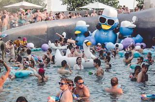 Songkran Splash Away Party at W Bangkok