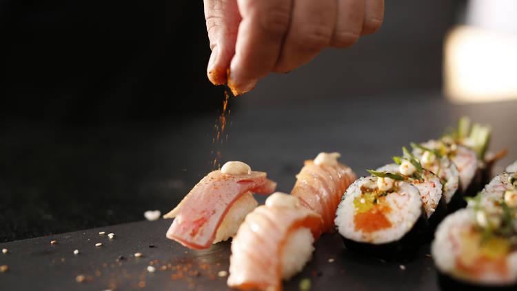 Sushi iStock