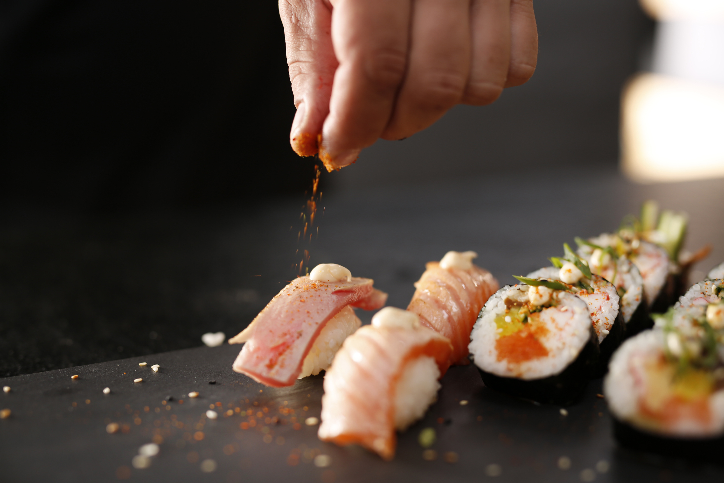 Dine at a Michelin-starred restaurant