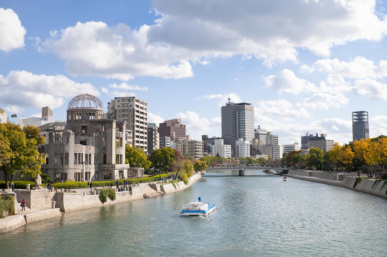 Visit the Peace Memorial Park and Museum in Hiroshima
