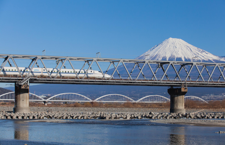 Ride the Shinkansen