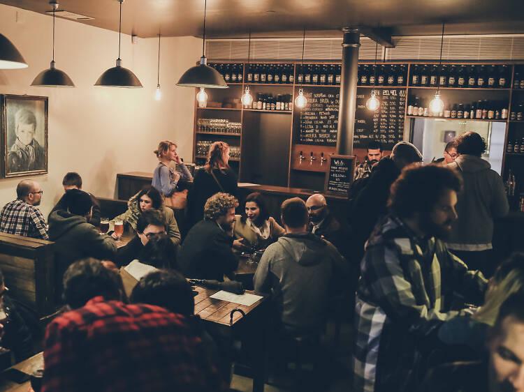 Os melhores bares de cerveja em Lisboa