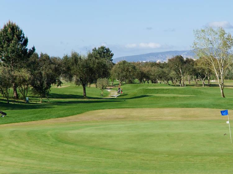 Os melhores hotéis para jogar golfe