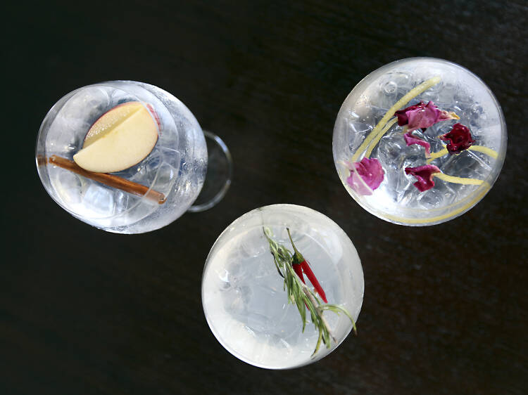 Os melhores bares de gin em Lisboa