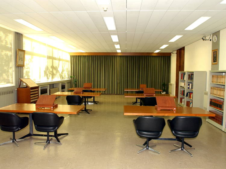 Biblioteca Central da Marinha