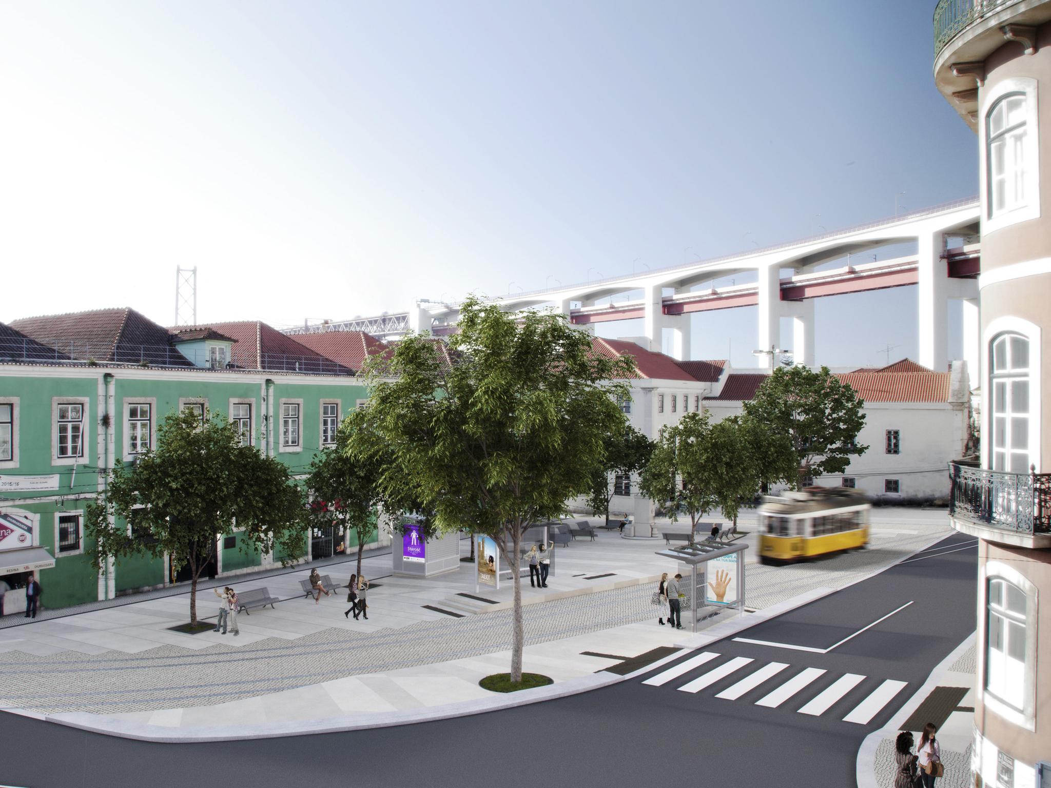 projecto largo do calvario rua das fontainhas