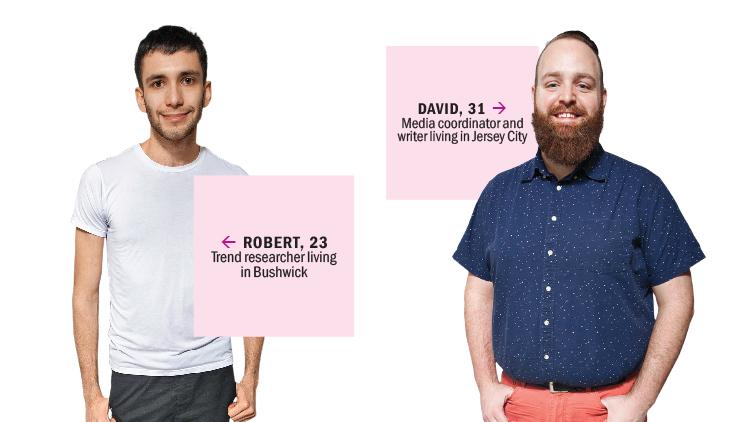 Robert and David