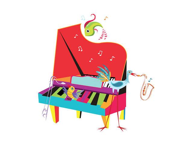 Allegro sinfónico para niños