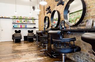 Moose, best hairdressers in London, 2017