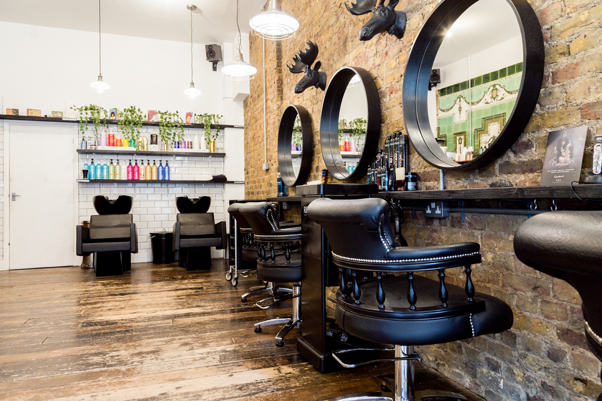 Moose Best Hairdressers In London 2017