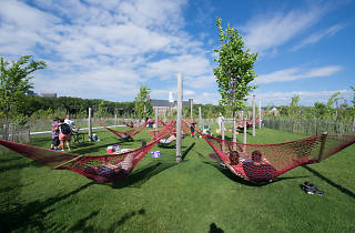 Exclusive: Governors Island is getting a new beer garden and more this summer