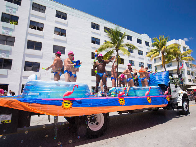 Everything you need to know about this year's Miami Beach Gay Pride