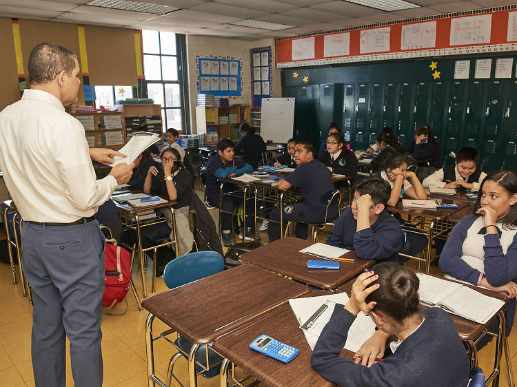 Teachers & Writers Collaborative helps foster the next generation of bilingual scribes