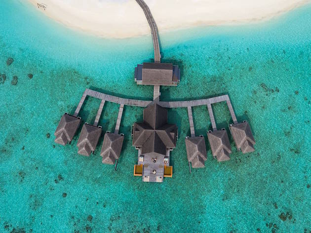 Anantara Kihavah Villas Resort, Baa Atoll, Maldives