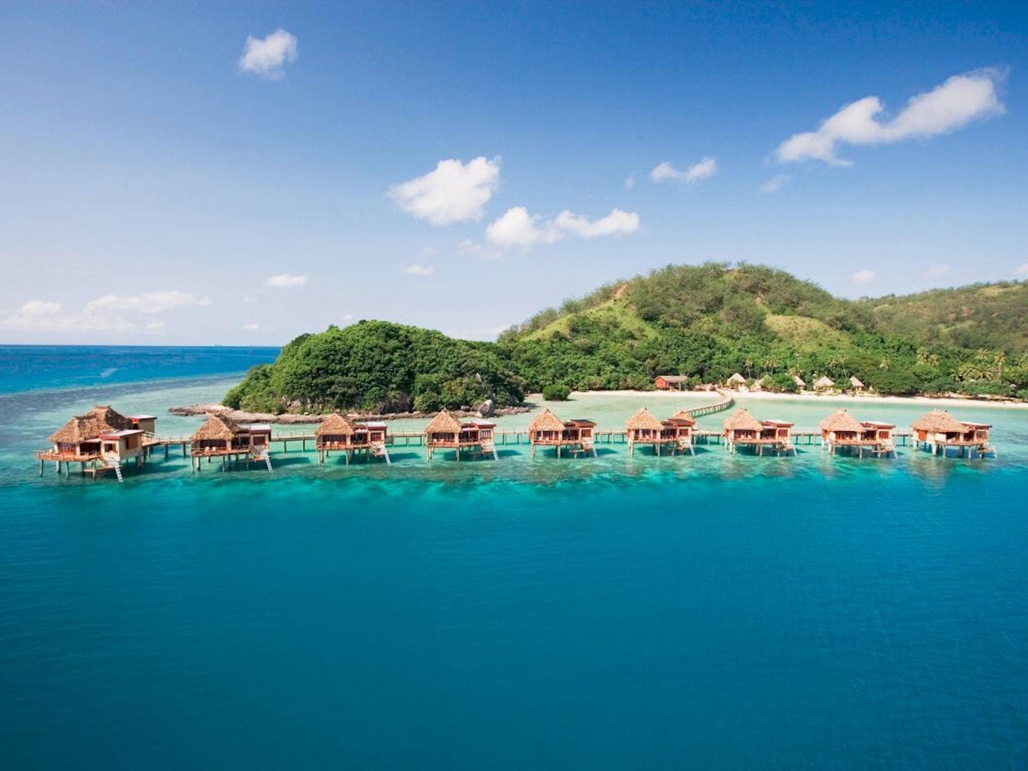 Likuliku Lagoon Resort, Mamanuca Archipelago, Fiji