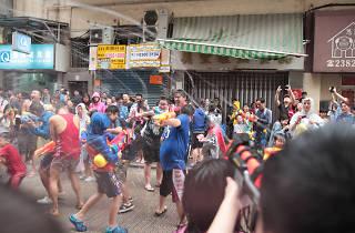 Songkran Hong Kong 2016
