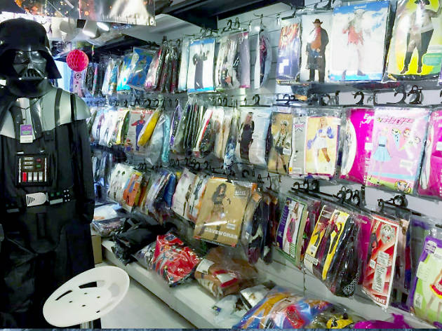 The best costume shops in Hong Kong