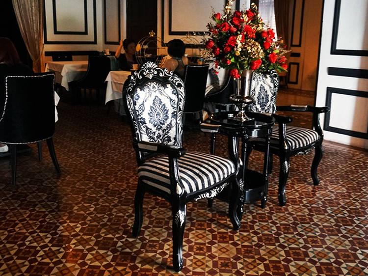 Best romantic restaurants in Penang