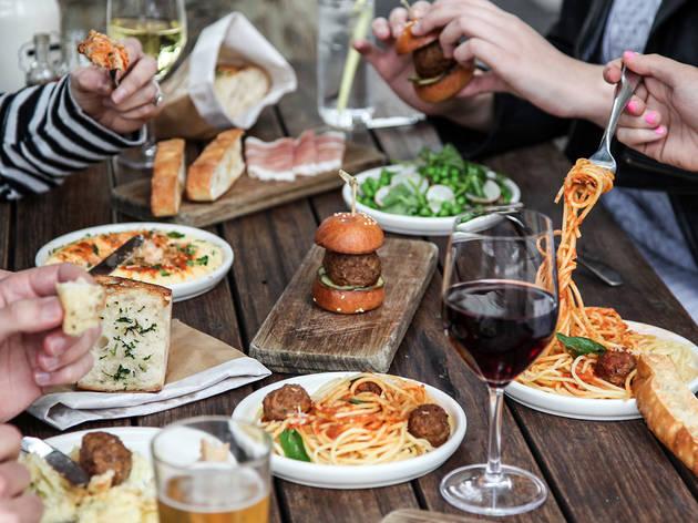 Meatball and Wine Bar, Collingwood