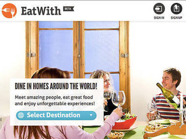 EATWITH: els autòctons cuinen per tu