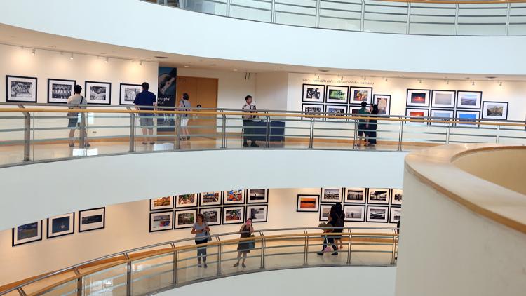 Bangkok Art and Culture Center (BACC)