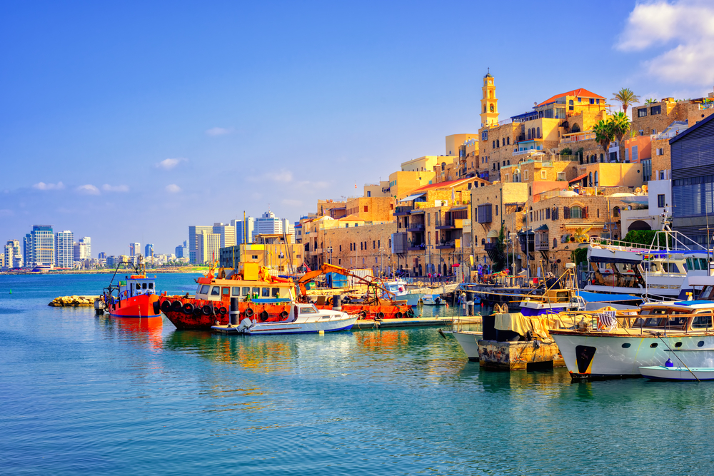 Warehouse whereabouts: our guide to Jaffa Port