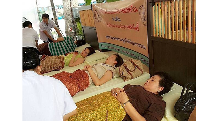 Wat Po Massage School