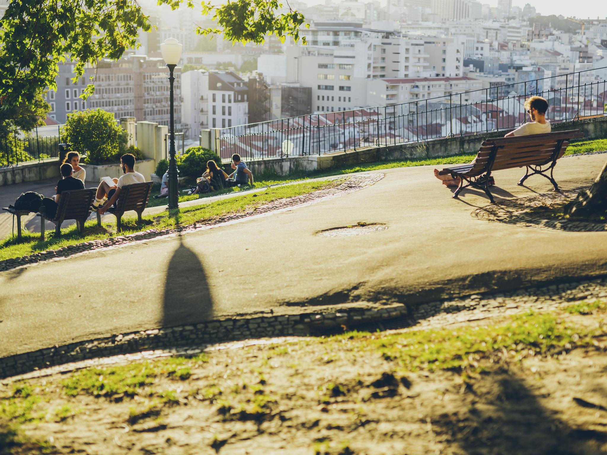 Freguesia de Santo António disponibiliza wi-fi nos jardins