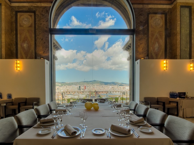 Restaurant Òleum Barcelona