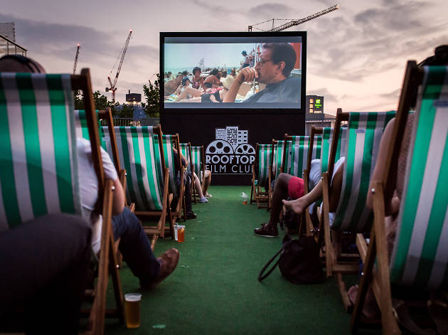 Rooftop Film Club Stratford
